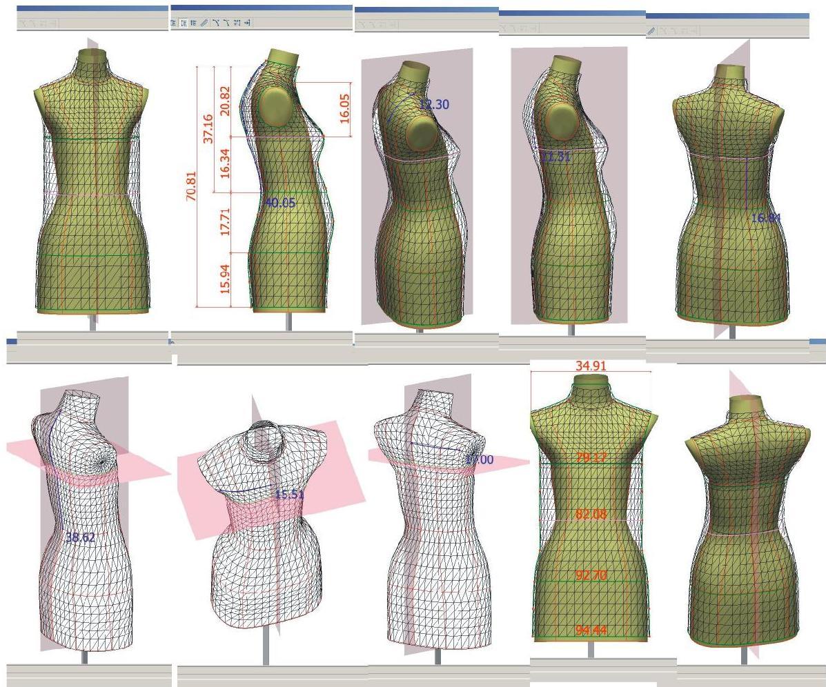 Моделирование на манекене своими руками