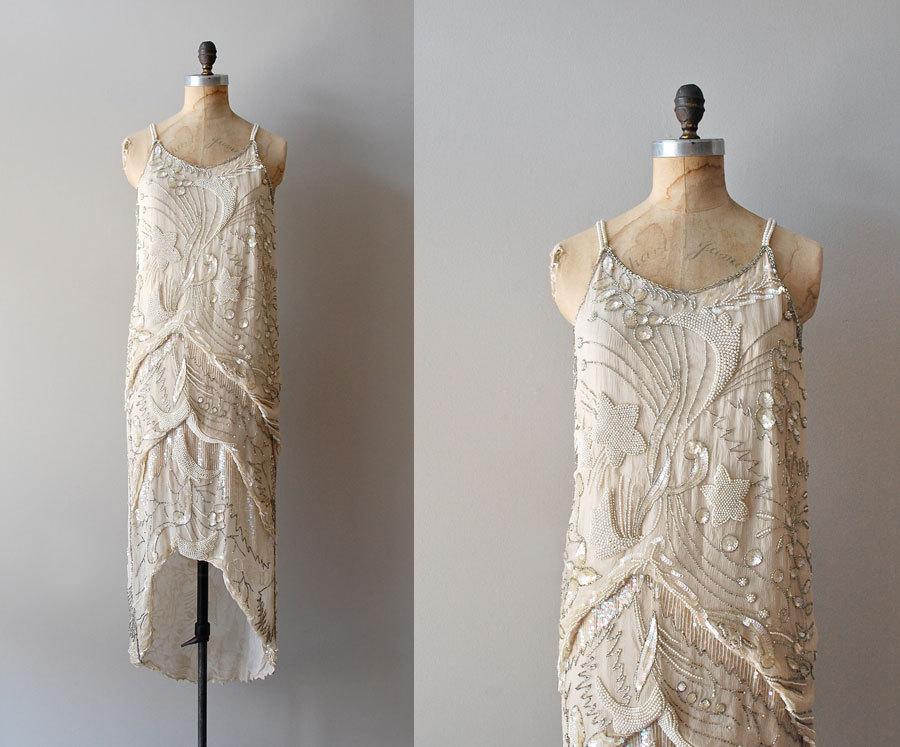 Платье в стиле арт деко