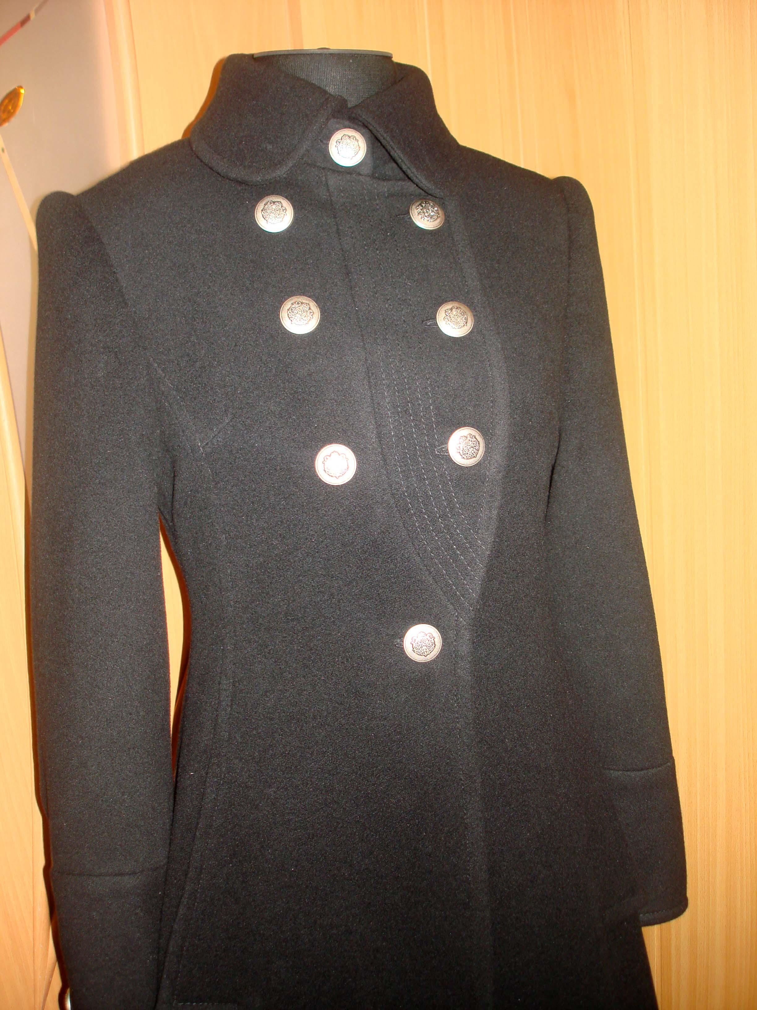 Переделка старого пальто своими руками фото до и после