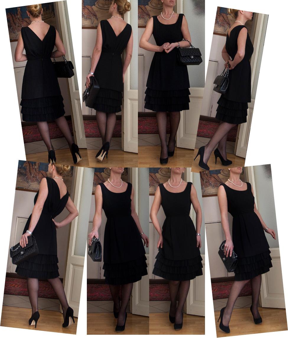 Удлиняем платье своими руками
