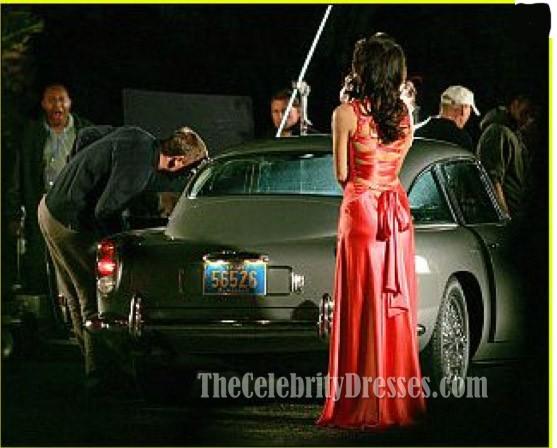 Caterina murino dress casino royale