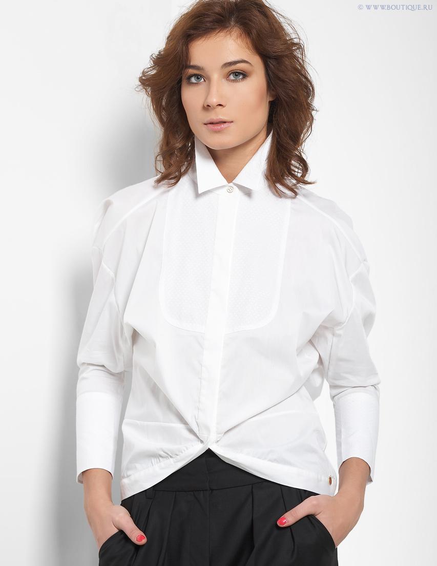 блузки модные 2012года