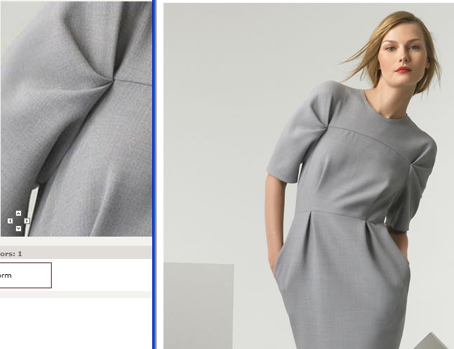 Интересный рукав для платья фото