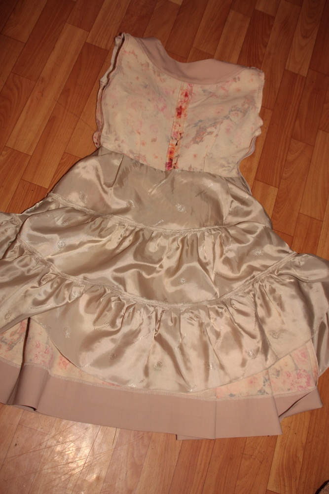 Как сшить платье с подкладом