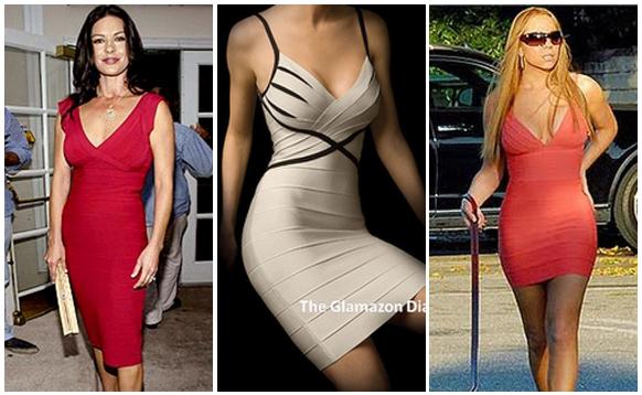 Сайт бандажные платья