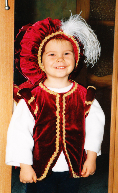 Костюм принца для мальчика своими руками с выкройками