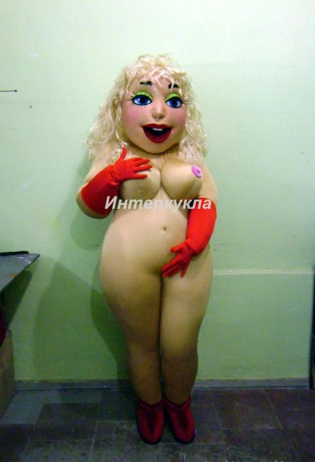 Ростовые куклы из поролона своими руками мастер класс