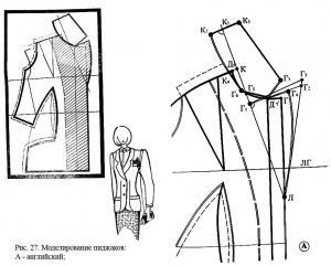 Как сделать карман с листочкой на брюках