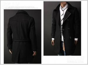 Как сшить элегантное мужское пальто по профессиональной выкройке своими руками , svoimi-rukami-club.ru