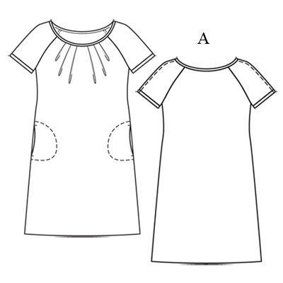 Платье из штапеля фасоны выкройки своими руками