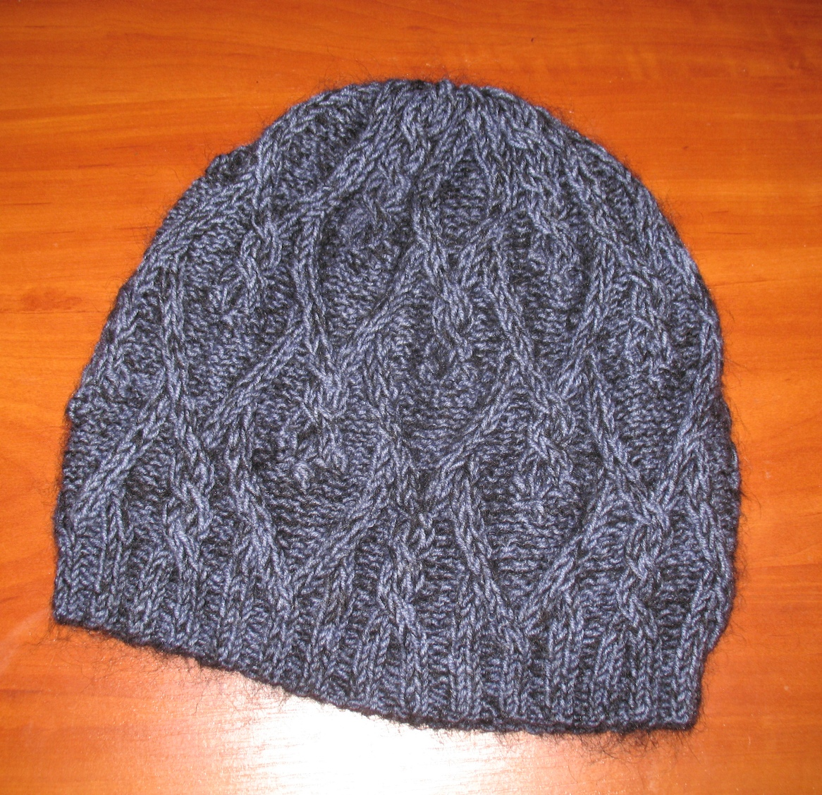 Осинка вязание шапок женские спицами