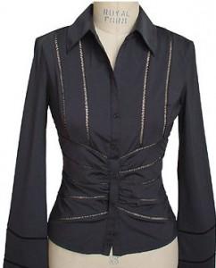 Фасоны блузок для полных доставка