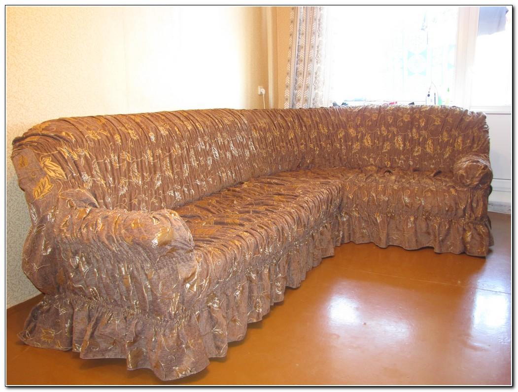 Как сшить красивое покрывало на диван