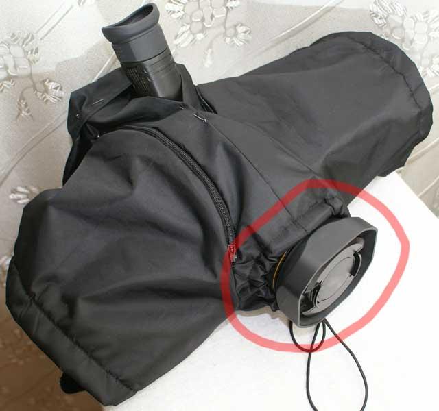 Как сделать сумку дляаппарата