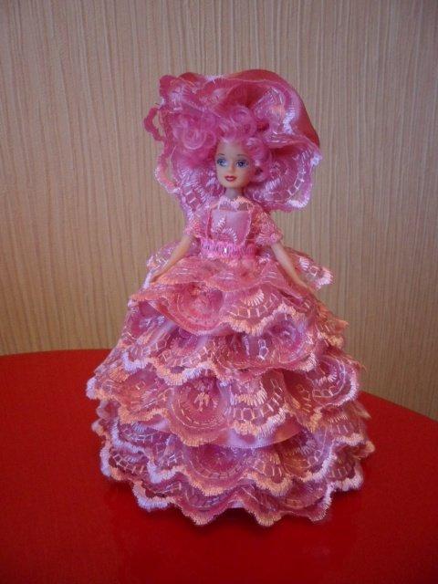 Кукла шкатулка своими руками мастер класс из бутылок
