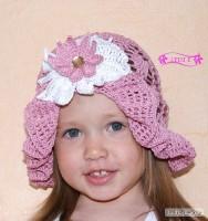 Детские вязаные шапочки,шарфики,варежки,перчатки. - Клуб Сезон