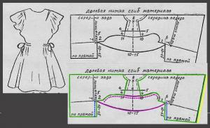 Выкройка узких женских брюк. выкройки джинсов