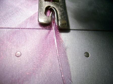 Как шить мононитью на машинке