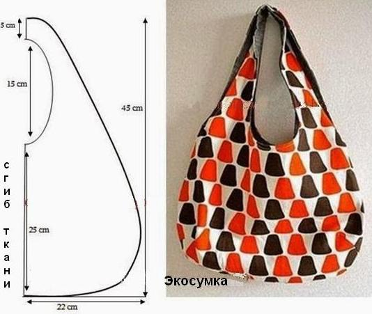 Как сшить сумку