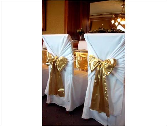 Как сшить чехол на стул для свадьбы