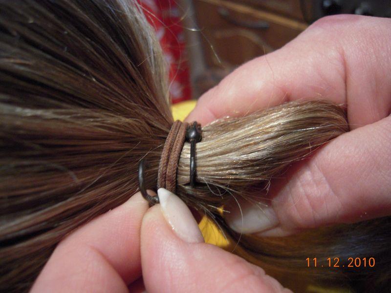 Резинки с крючками для плетения браслетов