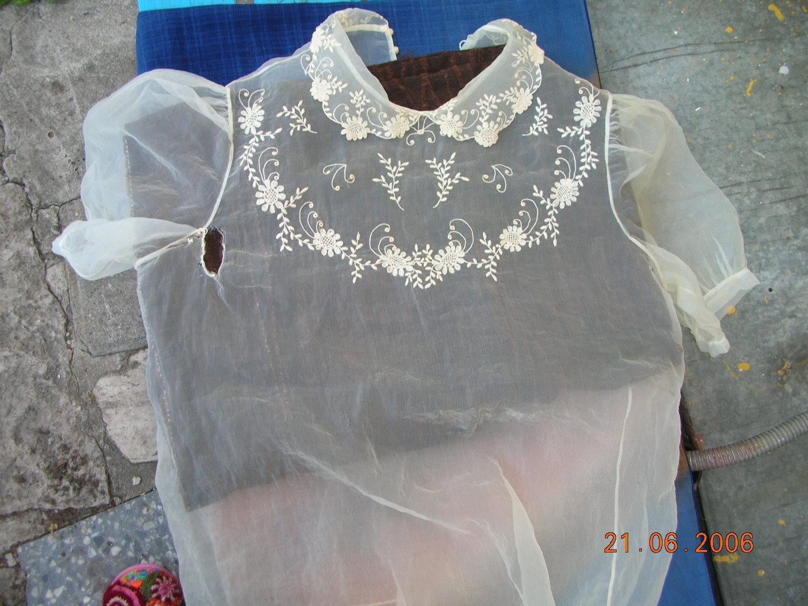 Как замаскировать шов на платье