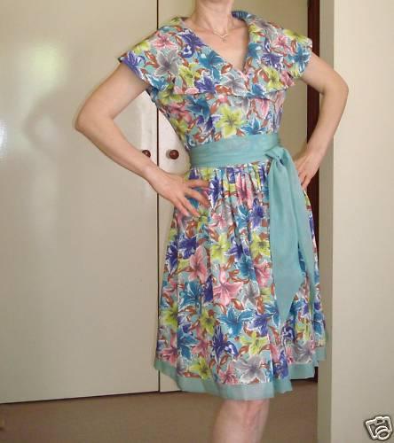 Платье летнее сшить из 1 метра ткани