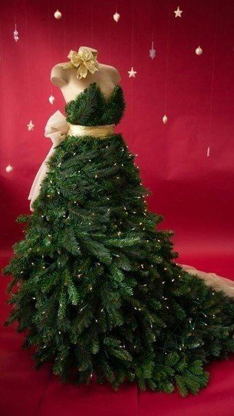 Оденемся для Нового Года и Рождества