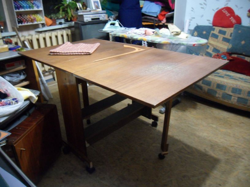 Раскройный стол для дома