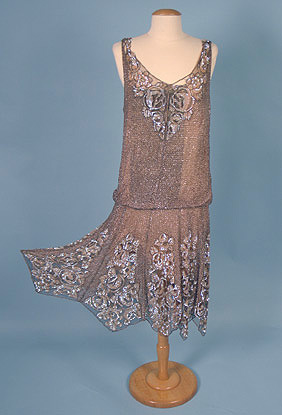 Authentic flapper dress