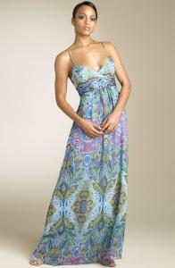 платье столичное