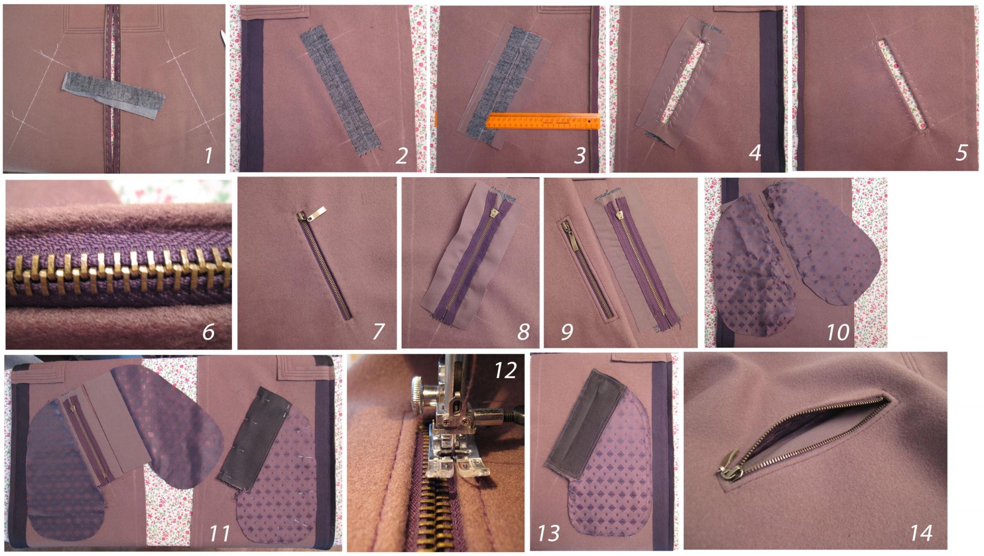 Как сшить карман с листочкой фото фото 113