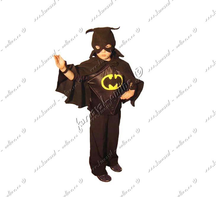 Новогодний костюм бэтмен для мальчика своими руками фото