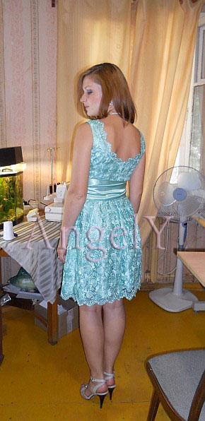 Как сшить юбку из крепа
