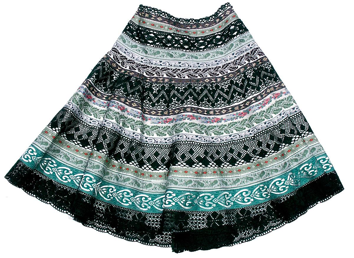 Как сшить многоярусную юбку в пол фото 651