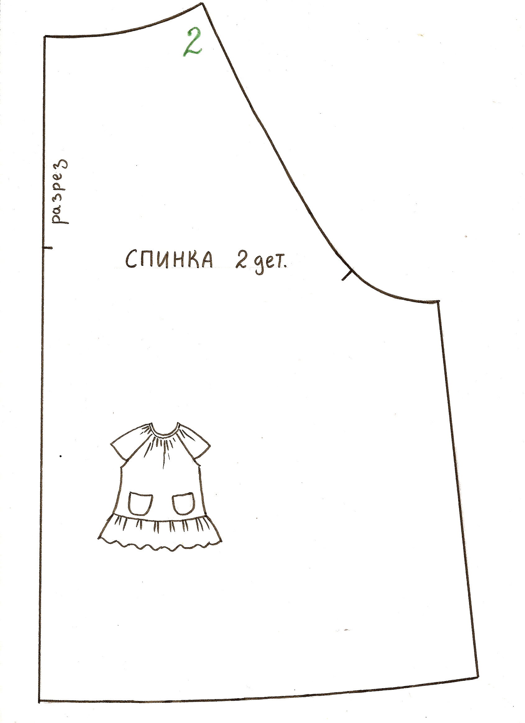 Как сшить чепчик для девочки выкройка