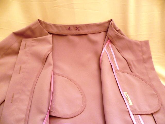 Как сшить подол пальто 12