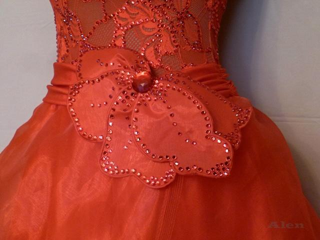 Как сделать платья для бальных танцев