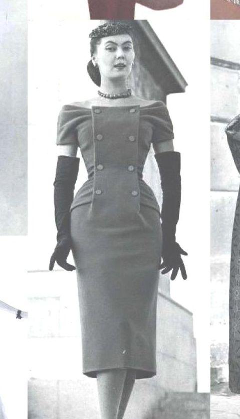 Блузки в стиле 60 х