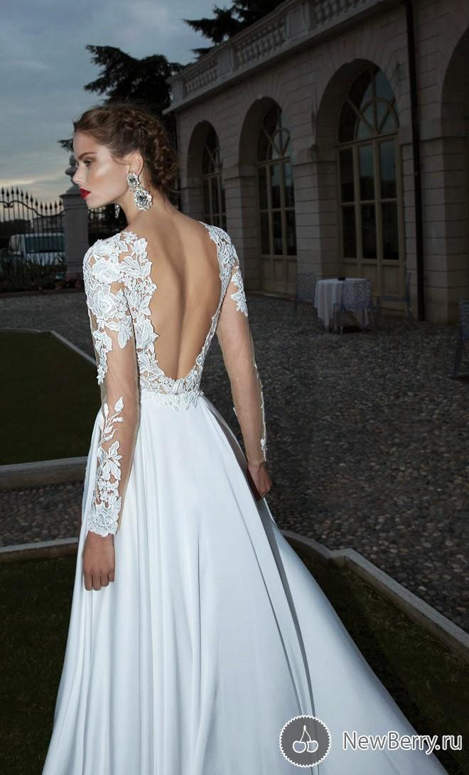 Без трусов в свадебных платьях фото 5-600