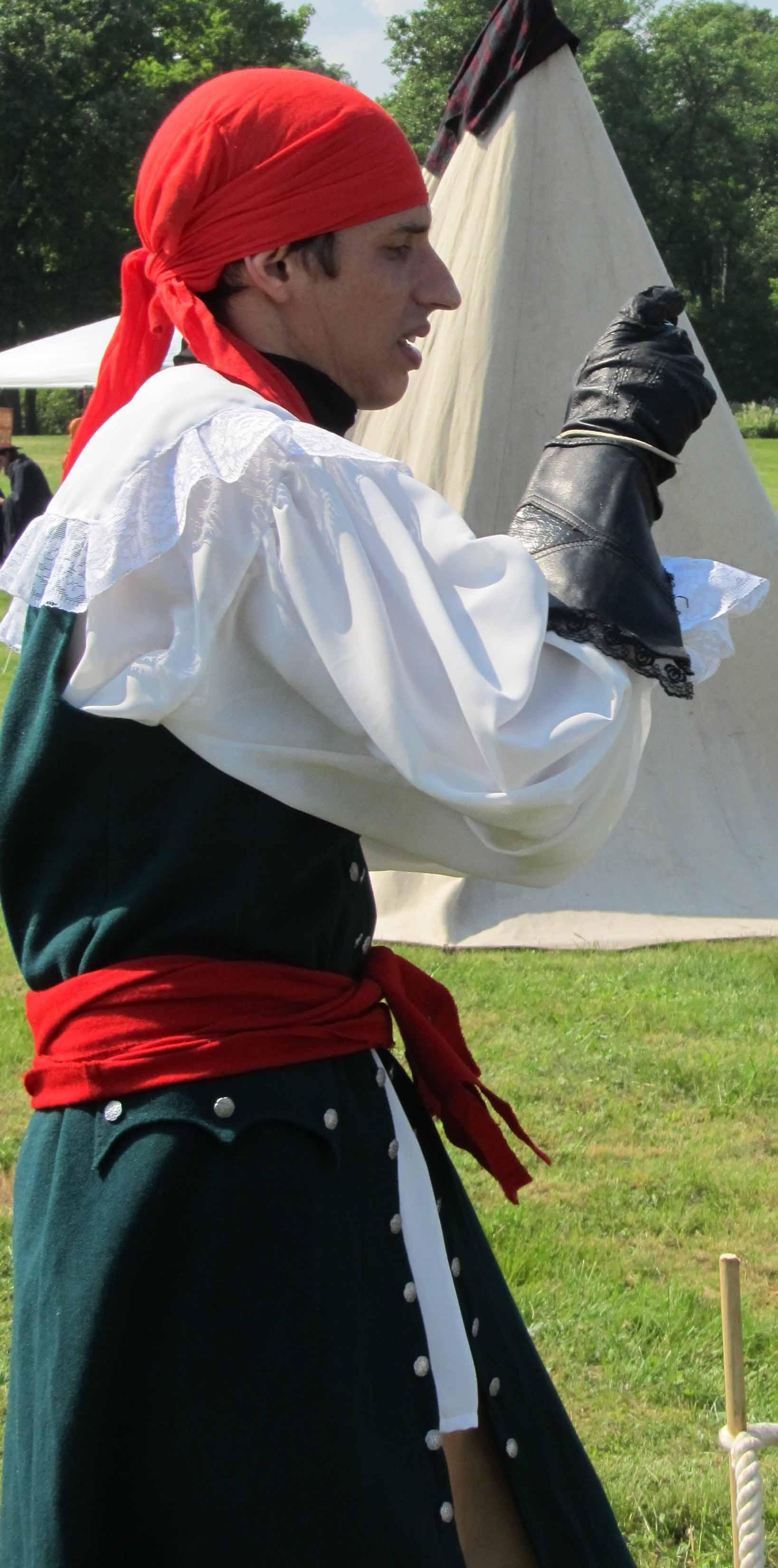 Бандана пиратская как сшить фото 354