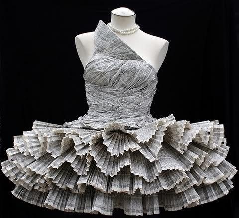 Нетрадиционная одежда