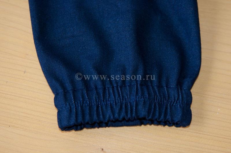 Пришить резинку к трикотажной юбке