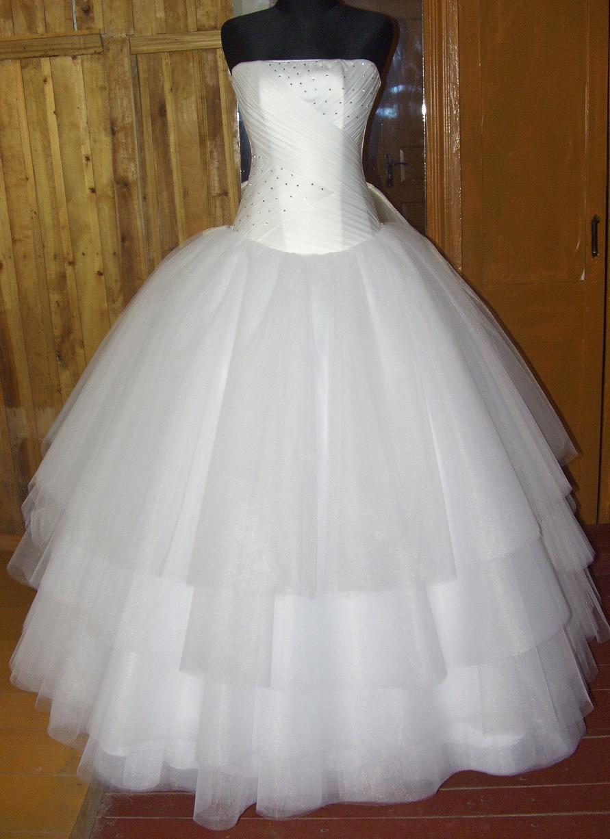 Как сшить подъюбник свадебный выкройка пышной юбки из фатина Свадьбы 43
