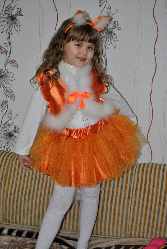 Как сделать костюм белочки для девочки фото 303