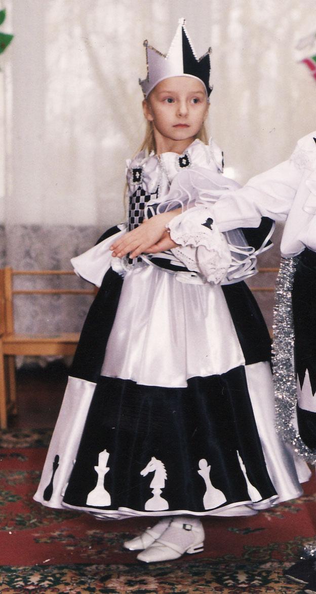Как сделать костюм королевы книги своими руками