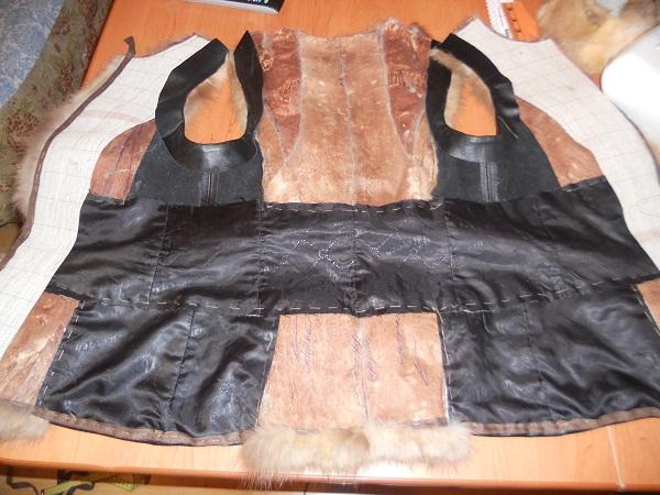 выборе жилет из кожаной куртки своими руками зависимости материала