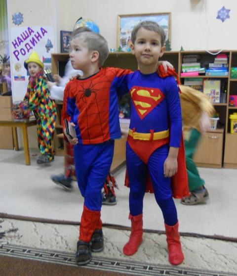 Костюм Супермена своими руками » Задумки. ru - hand 48
