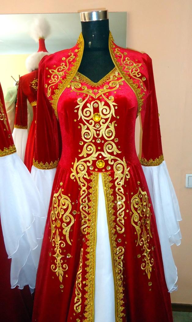 картинки казахского костюма сумку