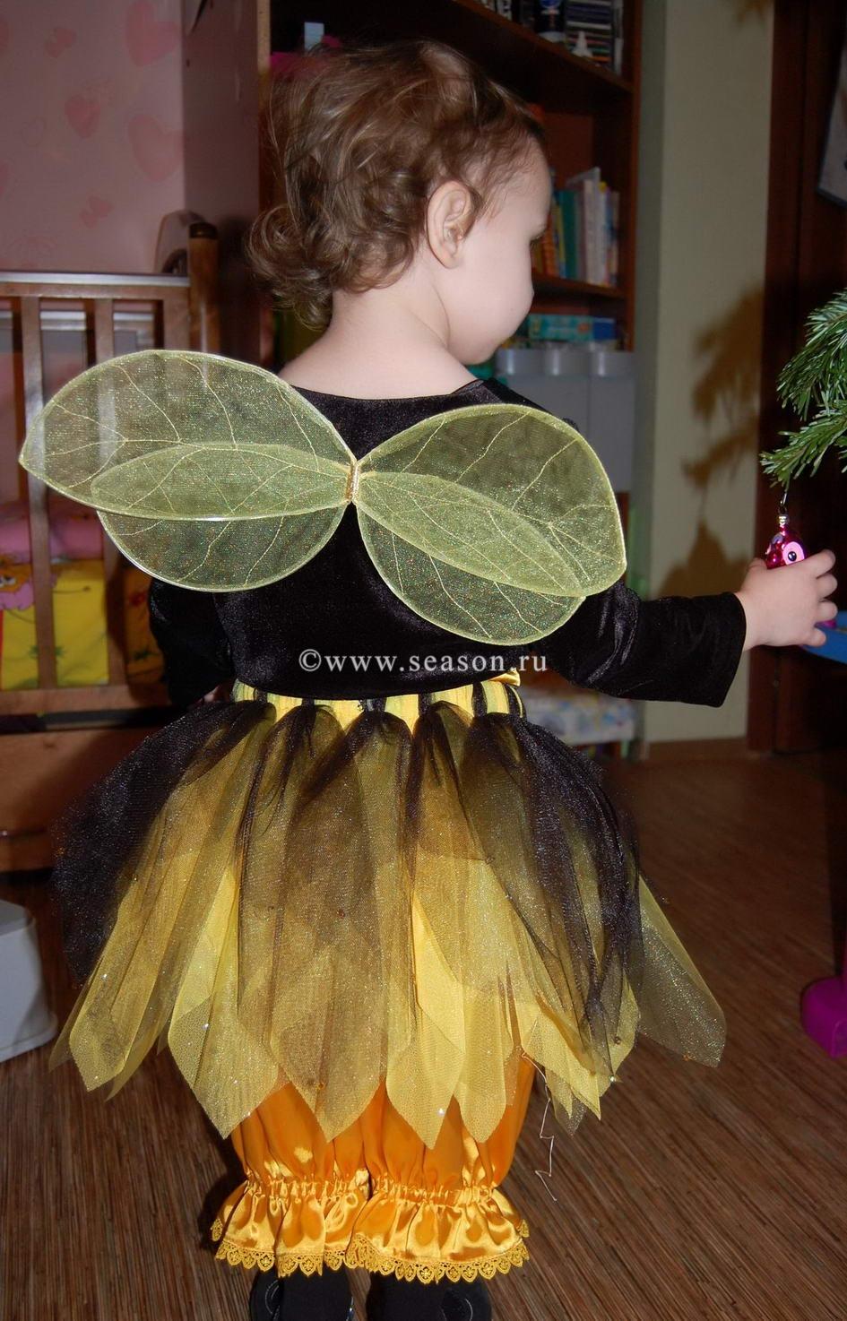 Крылья пчелки как сделать фото